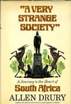 Image of 2011-28414554 - A very strange society;  a journey to the heart of South Africa.