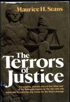 Image of 2011-284507464 - The terrors of justice :  the untold side of Watergate /  Maurice H. Stans.