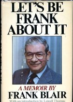 Image of 2011-284933766 - Let's be Frank about it /  by Frank Blair, with Jack Smith.