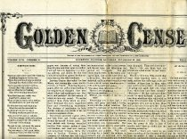 Image of GoldenCenser - The Golden Censer