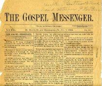 Image of GospelMessenger - Gospel Messenger