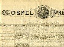 Image of GospelPreacher - Gospel Preacher