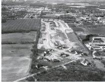 Image of Ashland, Ohio King Road area housing development near Ashland High School.