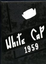Image of 2011-341959Yearbook - Yearbook 1959 White Cap