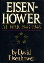 Image of Eisenhower at war 1943-1945.