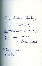 Image of Who Killed Joe McCarthy ? autograph
