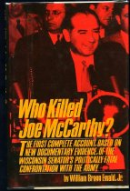 Image of Who Killed Joe McCarthy