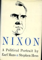 Image of 2011-28449920 - Nixon; a political portrait