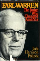Image of 2011-284503890 - Earl Warren, the judge who changed America /  Jack Harrison Pollack.