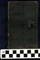 Image of Civil War diary