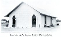 Image of Brandon Brethren Church, Valrico, Florida.