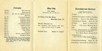Image of Commencement /Graduation Programs at Ashland College/Ashland University    