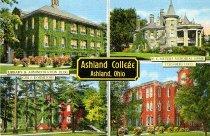 Image of 2012-09AshlandCollege1940 - Postcard
