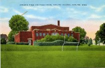 Image of 2012-09AthleticField - Postcard