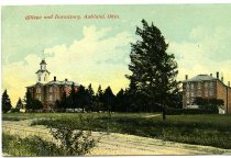 Image of 2012-09CollegeAndDorm1911 - Postcard