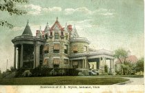 Image of 2012-09FEMyersHouse - Postcard
