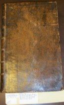 Image of Bible.  German.  Berlenburg.  1726-1742.  Volume Seven and Eight