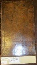Image of Bible.  German.  Berlenburg.  1726-1742.  Volume One