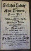 Image of Bible.  German.  Berlenburg.  1726-1742.  Volume Two