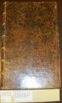 Image of Bible.  German.  Berlenburg.  1726-1742.  Volume Three