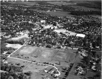 Image of Ashland College campus September 11, 1967.
