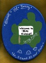 Image of Plaque Spring 2004 pledge class Phi Mu Delta