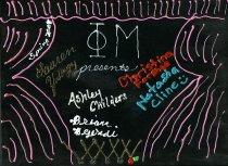 Image of Plaque Spring 2008 pledge class Phi Mu Delta
