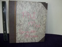 Image of Scrapbook 1993 Phi Mu Delta Sorority Ashland University, Ashland, Ohio.