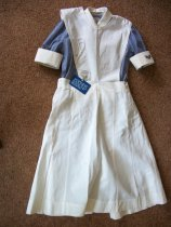 Image of Uniform 1950.  6 pieces.  - nurses uniform dress