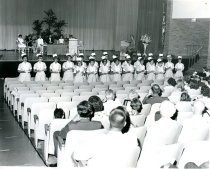 Image of Scrapbook 1968 to 1969 Mansfield General Hospital College of Nursing Archiv