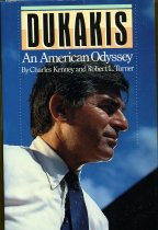 Image of 2012-17Dukakis17353687 - Dukakis : an American odyssey  by Charles Kenney and         Robert L. Turner.
