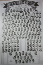 Image of Photograph House of Representatives  1959 State of Ohio 1960 103rd General