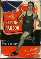 Image of 2012-47book1948 - Gil Dodds :  the flying parson /  Mel Larson.