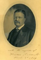 Image of 2011-23PresidentRoosevelt - Print, Photographic