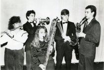 Image of 2012-59ConcertBand1992 - Print, Photographic
