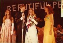 Image of Ashland College, Ashland, Ohio Miss Ashland College scholarship pagent 1973