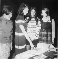 Image of 2012-59Panhellenic1973 - Print, Photographic