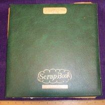 Image of Scrapbook, Home Economics-Human Development Club 1977 to 1979. - Scrapbook