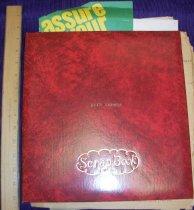 Image of Scrapbook, Beta Lambda Home Economics-Human Development Honorary Society 1978-1981. - Scrapbook