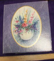 Image of Scrapbook, Family and Consumer Sciences 1993 to 1996.  Book 2.  - Scrapbook