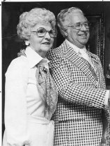Image of Dr. and Mrs. Glenn and Janet Clayton.