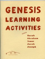 Image of BCA06-0718895884 - Genesis learning activities :  Sarah, Abraham, Isaac, Jacob, Joseph.
