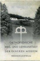 Image of BCA2012-15GuideBook07 - Orthopaedische Heil-und Lehranstalt Der Inneren Mission Hessisch-Lichtenau, Germany.