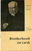 Image of BCA2012-15Guidebook10 - Brotherhood on Earth 1831-1956 Friedrich von BodIshwingh