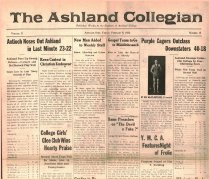 Image of 10-1919240208 - The Ashland Collegian February 8, 1924 Volume 2 Number 15