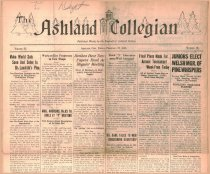 Image of 10-1919250227 - The Ashland Collegian February 27, 1925 Volume 3 Number 18