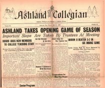 Image of 10-1919250501 - The Ashland Collegian May 1, 1925 Volume 3 Number 25