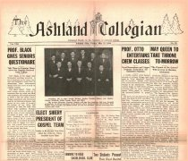 Image of 10-1919300523 - The Ashland Collegian May 23, 1930 Volume 8 Number 29