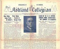 Image of 10-1919320429 - The Ashland Collegian April 29, 1932 Volume 10 Number 22