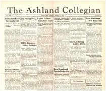 Image of 10-1919350207 - The Ashland Collegian February 7, 1935 Volume 13 Number 14